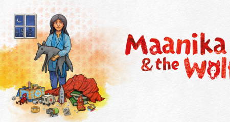 Maanika and the Wolf