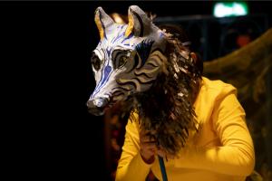 Ruchika Jain in Maanika and the Wolf
